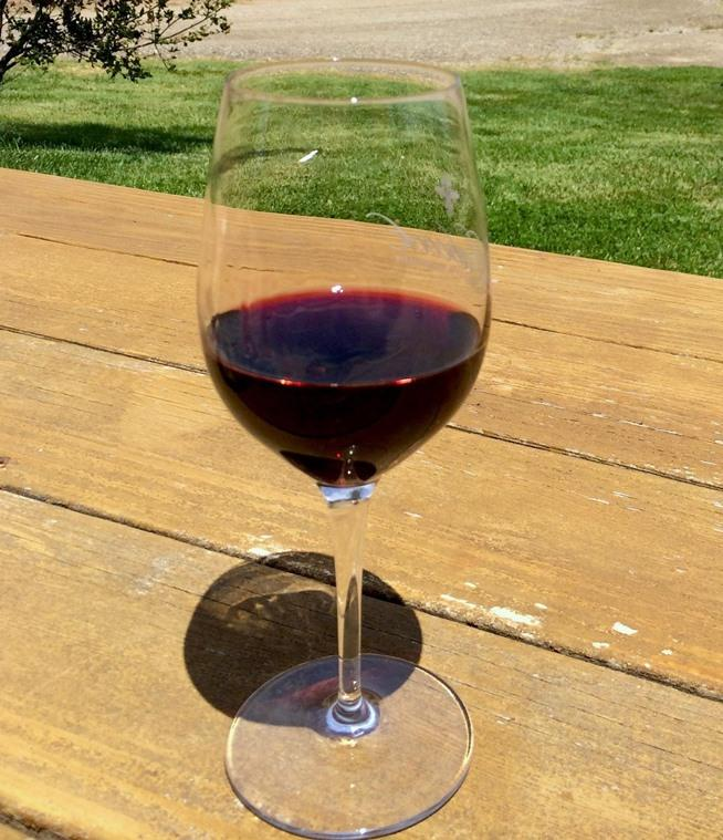 The other nice thing about blending your own wine is you can make an international blend by taking, say, an Australian Shiraz, and blending it with a Spanish Grenache. The world is in your wine glass!