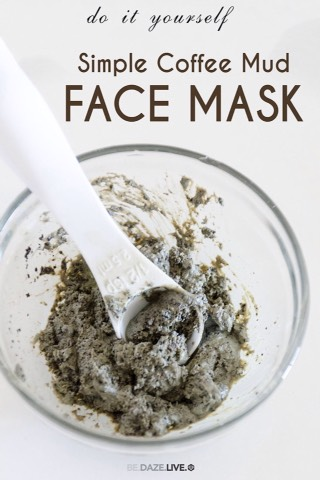 Musely diy simple coffee mud face mask solutioingenieria Gallery