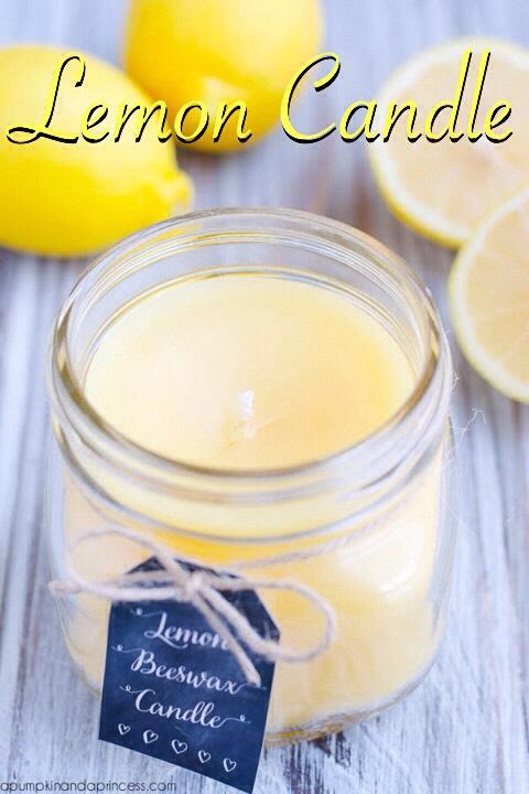 TAKEN FROM |http://apumpkinandaprincess.com/2014/12/diy-lemon-beeswax-candle.html