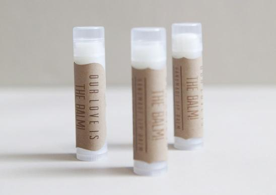Make your own lip balm:  http://www.kollabora.com/projects/lip-balm-gifts