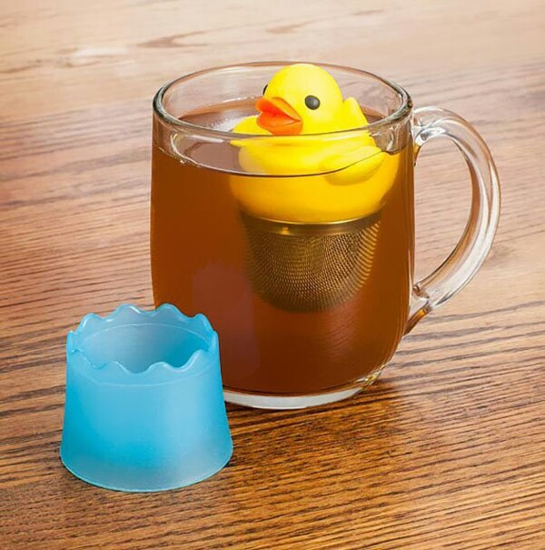 Duckie Tea Infuser.