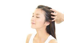 Once your maskis all combined massage into the scalp for 5-10 minutes! (This part is crucial for the mask to stimulate hair growth)