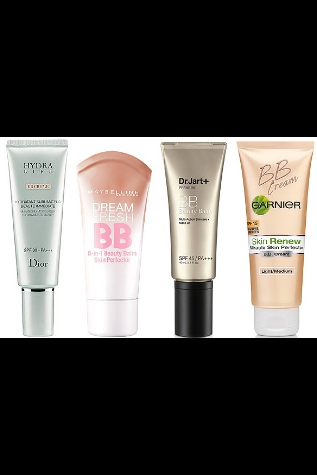 Durning the summer, try these for your face!