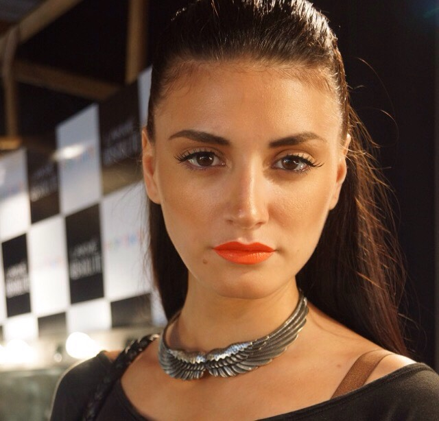 5. Bright Lips: always a warm weather staple. Try deep orange, coral, vivid pink & glossy reds.