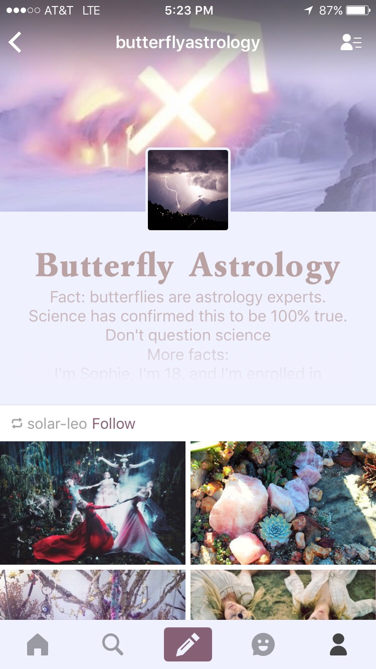 These were all made by my friend Sophie! If you like astrology check out and follow her tumblr account butterflyastrology 🔮