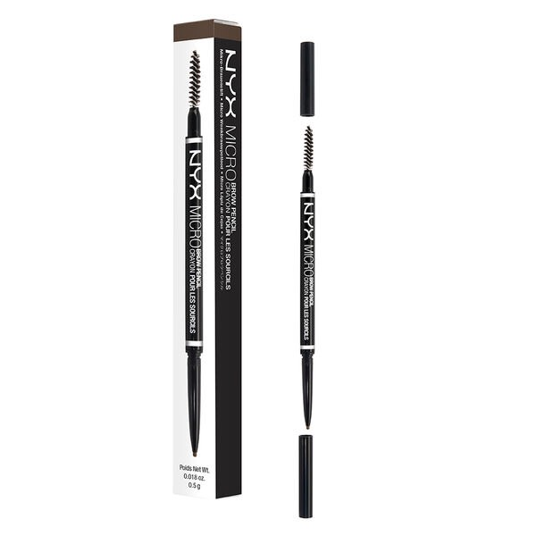 This nyx eyebrow pencil is so good!! It is a dupe for the Anastasia Beverly Hills brow wiz