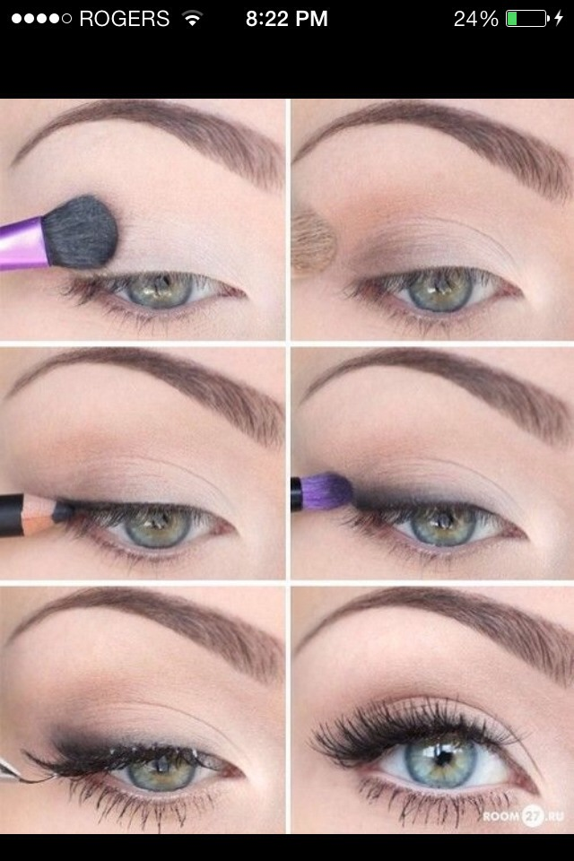 How To Properly Apply Eyeshadow By Monica Skevington