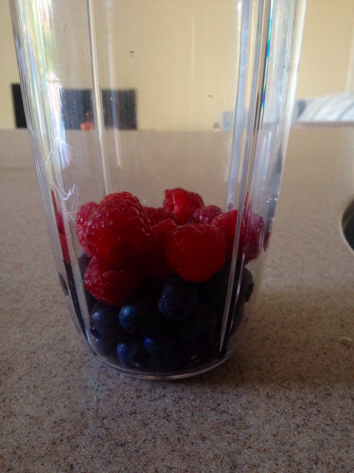 Then the raspberry
