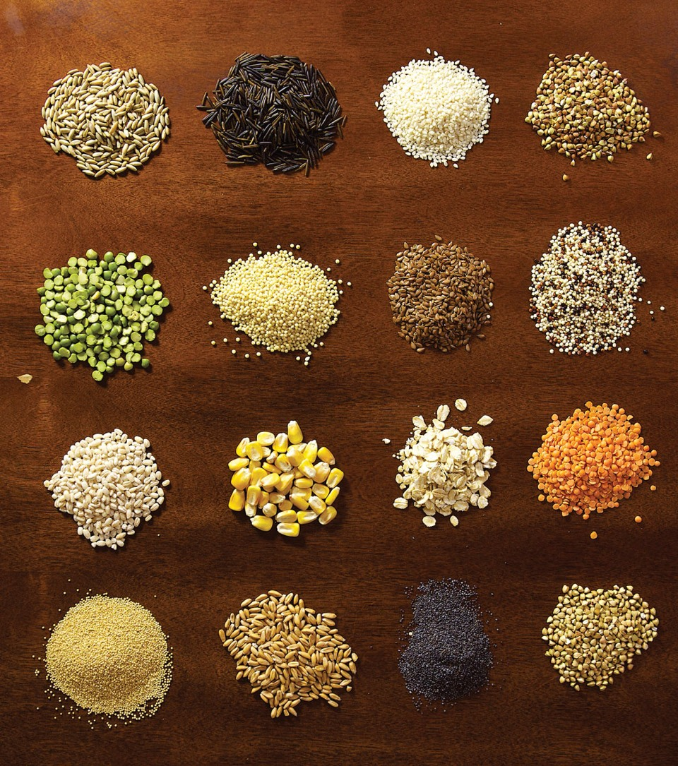 Though there is much debate over the benefit of grains for the diet, one thing that can't be denied is the impact grains have on your skin.