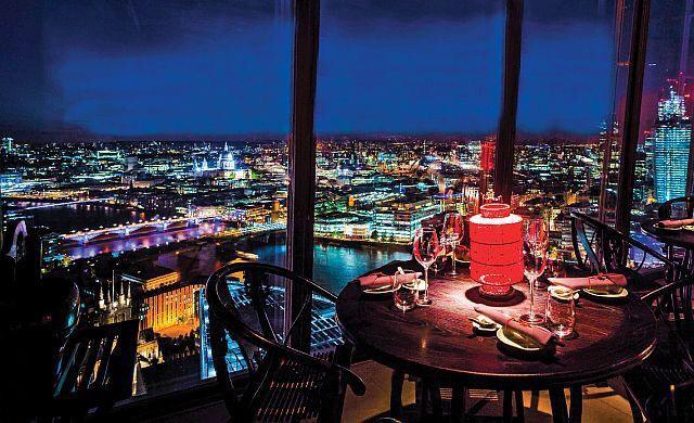 Hutong London, England