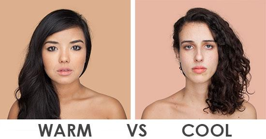 """2. Using the wrong shade to contour  Cool grays are universally recommended for creating a """"natural looking shadow,"""" but this is often wrong! If you have a medium to dark skin tone with a warm tone, you can look natural with a warmer contour color, since your skin already has those tones."""