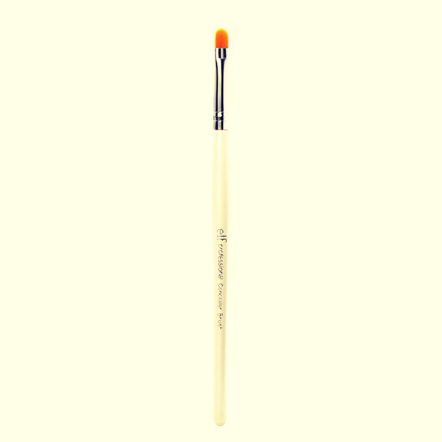 Concealer brush: it's fine if you don't use it, not many people do, but this may be an important part of your daily routine. This is to apply concealer.. Of course! ☺️