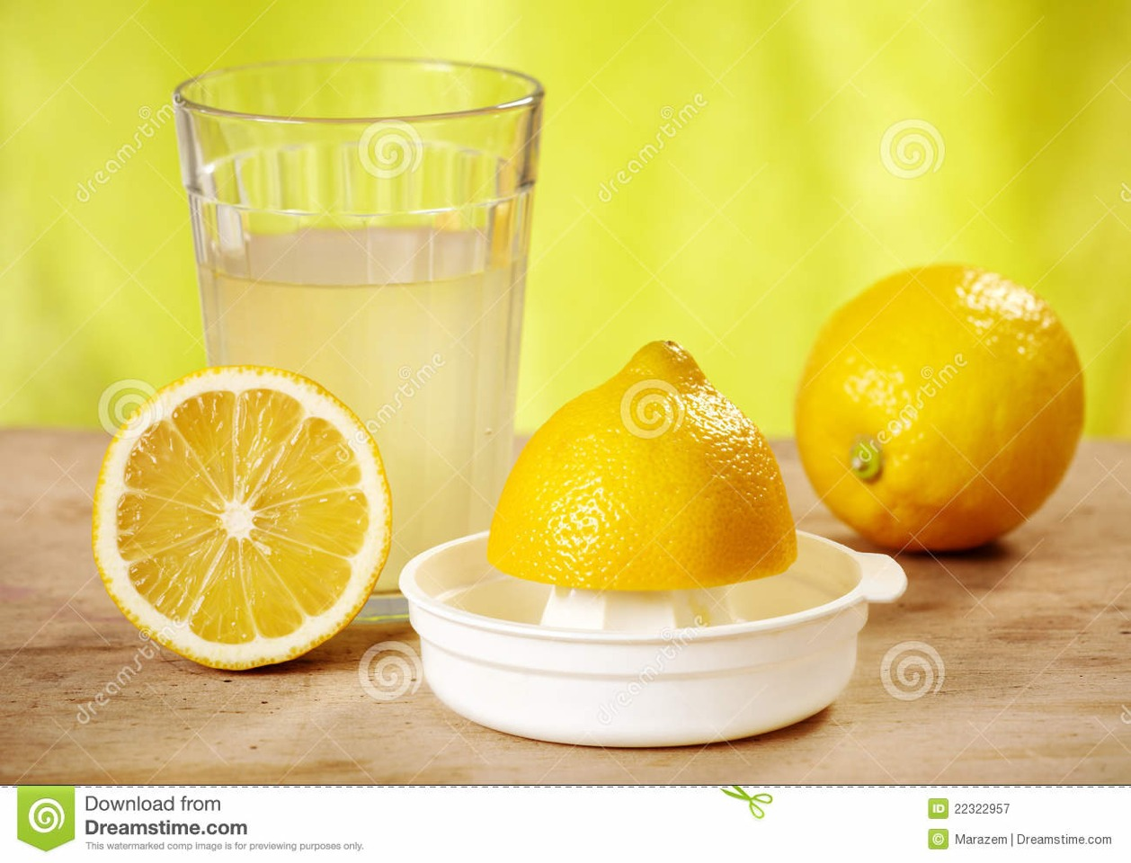 You always knew lemon juice was your best friend...squeeze a couple of lemons and collect the lemon juice.