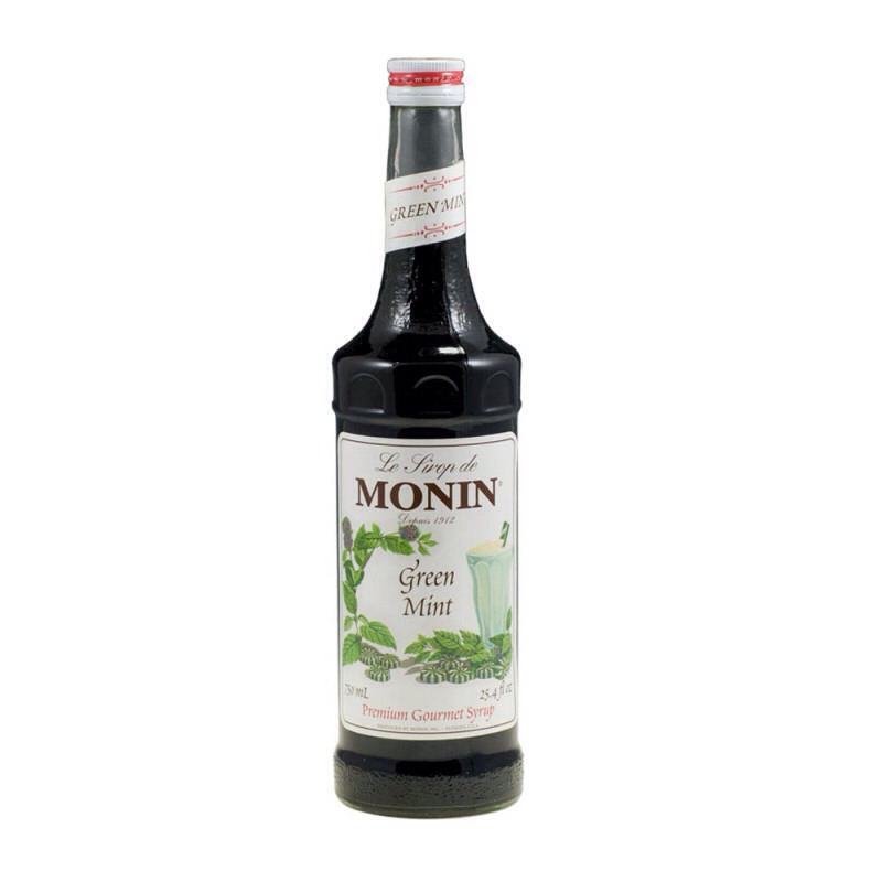 Add a shot or two of peppermint syrup to taste. Monin is a good brand to use and it's very cheap. Find it in supermarkets or on Amazon. Starbucks also sell their own line of syrups but these can be pricey.