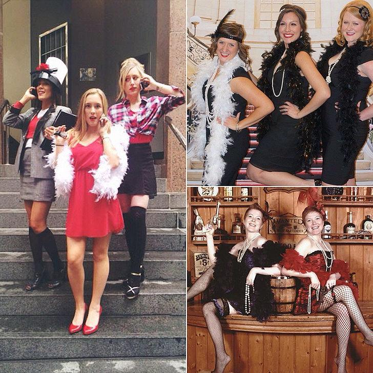 Costumes: Cher from Clueless, flapper, saloon girl  Boa Feather Boa ($1)