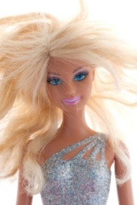You will need: A Barbie ~ or similar doll or my little pony Barbie Hair Brush Hot water (but not boiling) Towel