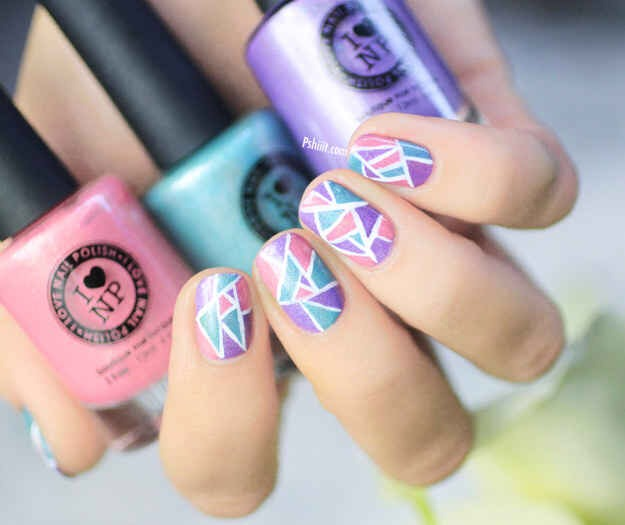 --> The Crackle Nails