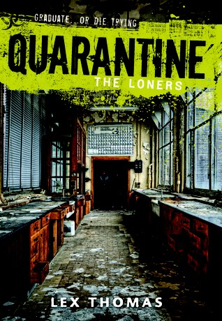 Quarantine: The Loners (book 1 of 3):  A sickness breaks out in a high school killing all people that are not going through puberty. The kids are quarantined and join gangs but the loners are forced to fend for themselves. (Not going on because it would spoil the ending)