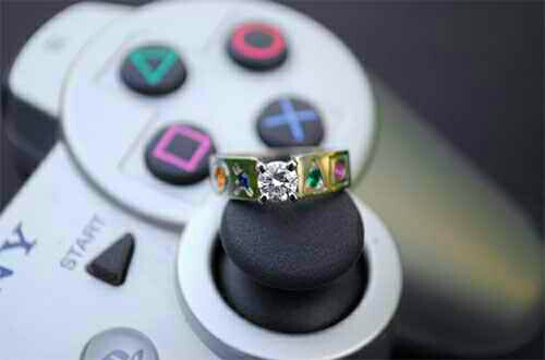 Try the basic, yet refined, game controller proposal.