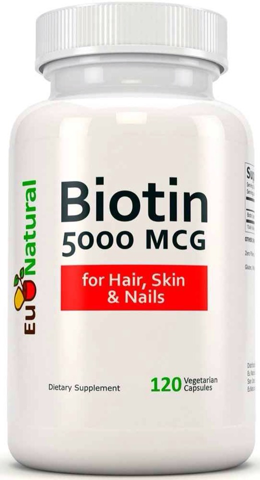 10. There's a small chance that biotin could fix brittle nails.