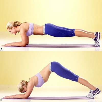 Strength Training Exercises At Home And In The Gym ...