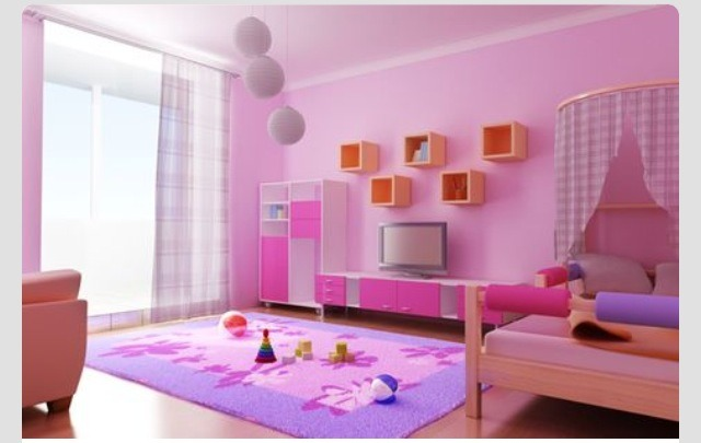 Musely - Beautiful rooms for little girls ...