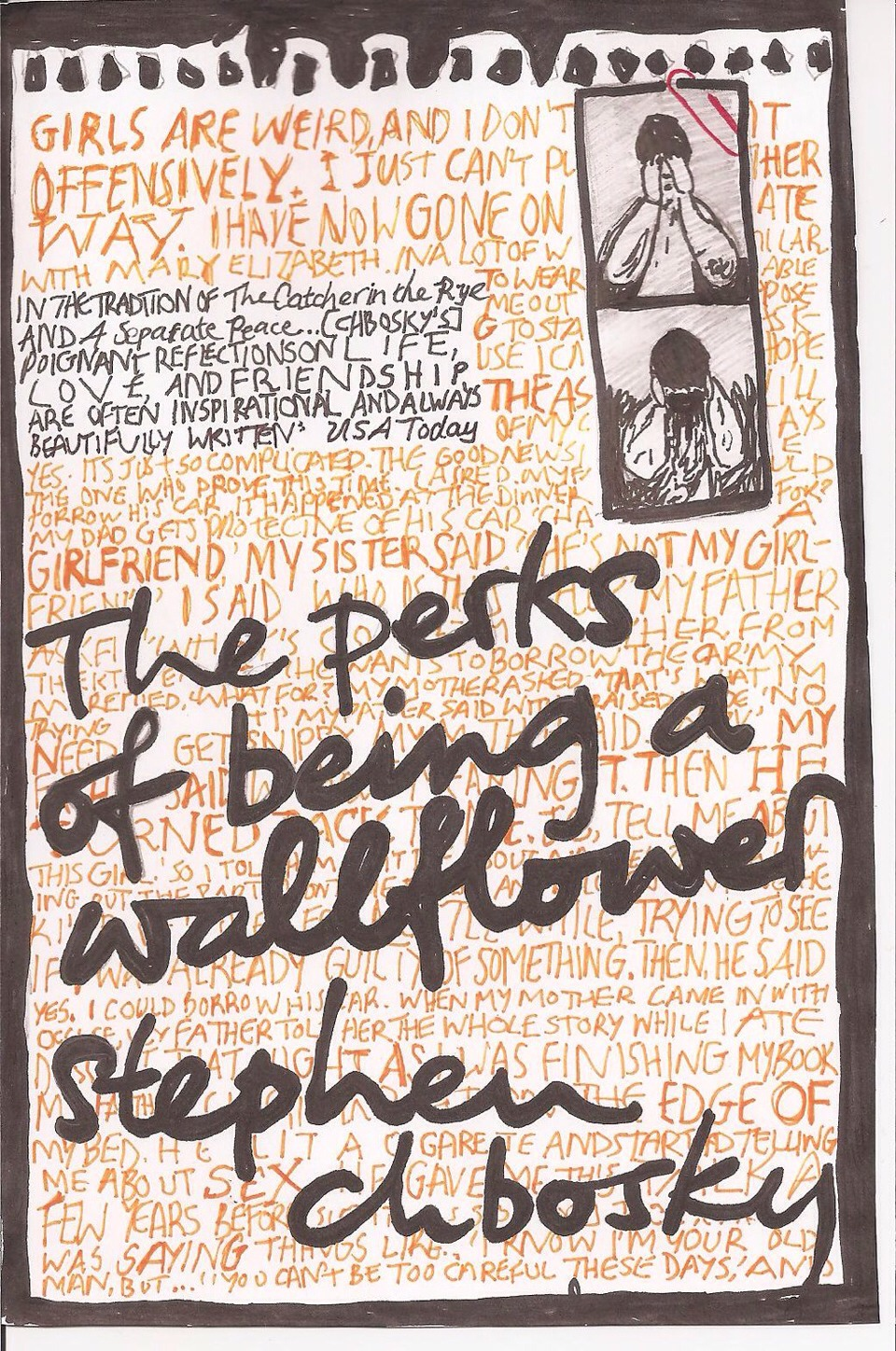 5. The Perks of Being a Wallflower - Stephen Chbosky