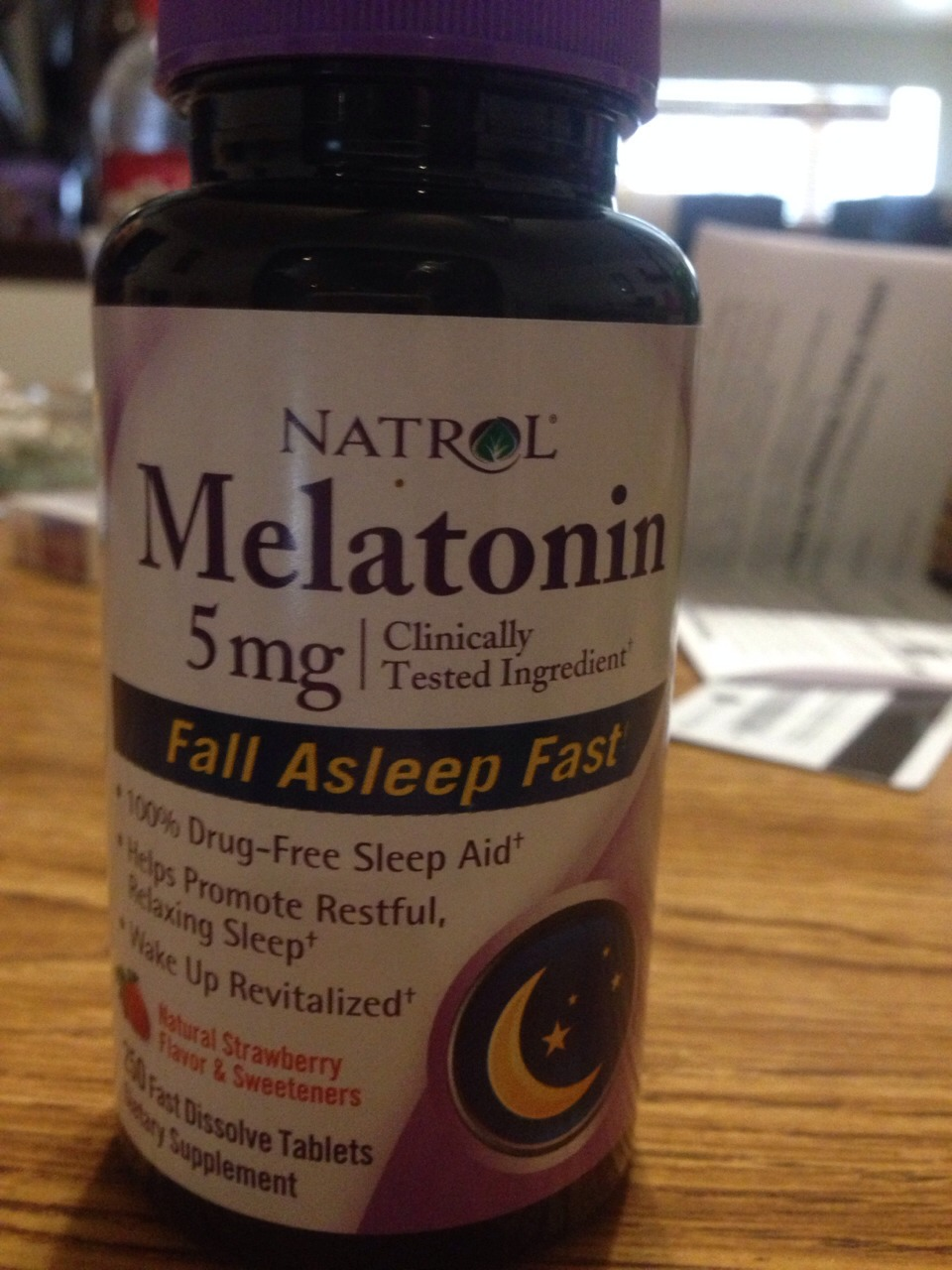 If you can't sleep, can't calm down your thoughts or if you can't get your little ones to sleep try melatonin. A full 5 mg chewable tablet for adults and a half a 5mg chewable tablet for little ones. Advice from a doctor. It works wonders.