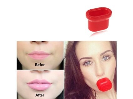 First you'll need one of these. Now, don't mistake this for the Kylie Jenner lip challenge, these are specially designed for the purpose of making your lips bigger. I would not recommend just using anything that you have lying around. You can purchase these in my store💋