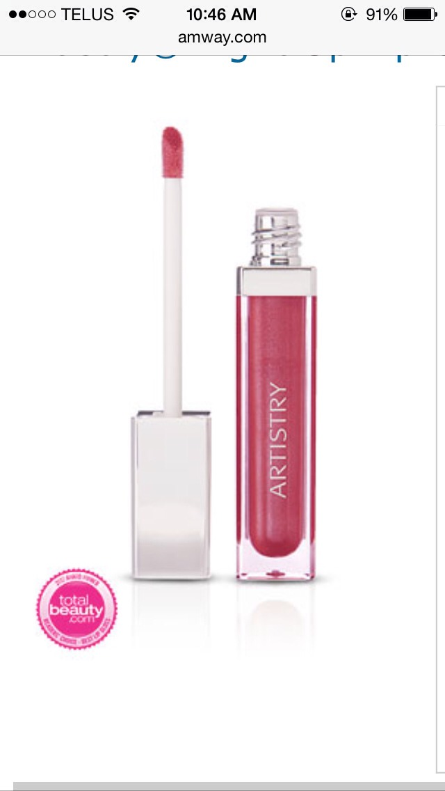 ARTISTRY LIGHT UP LIP GLOSS- Buy your own light up lipgloss to add a sheen to your makeup look and glam it up!