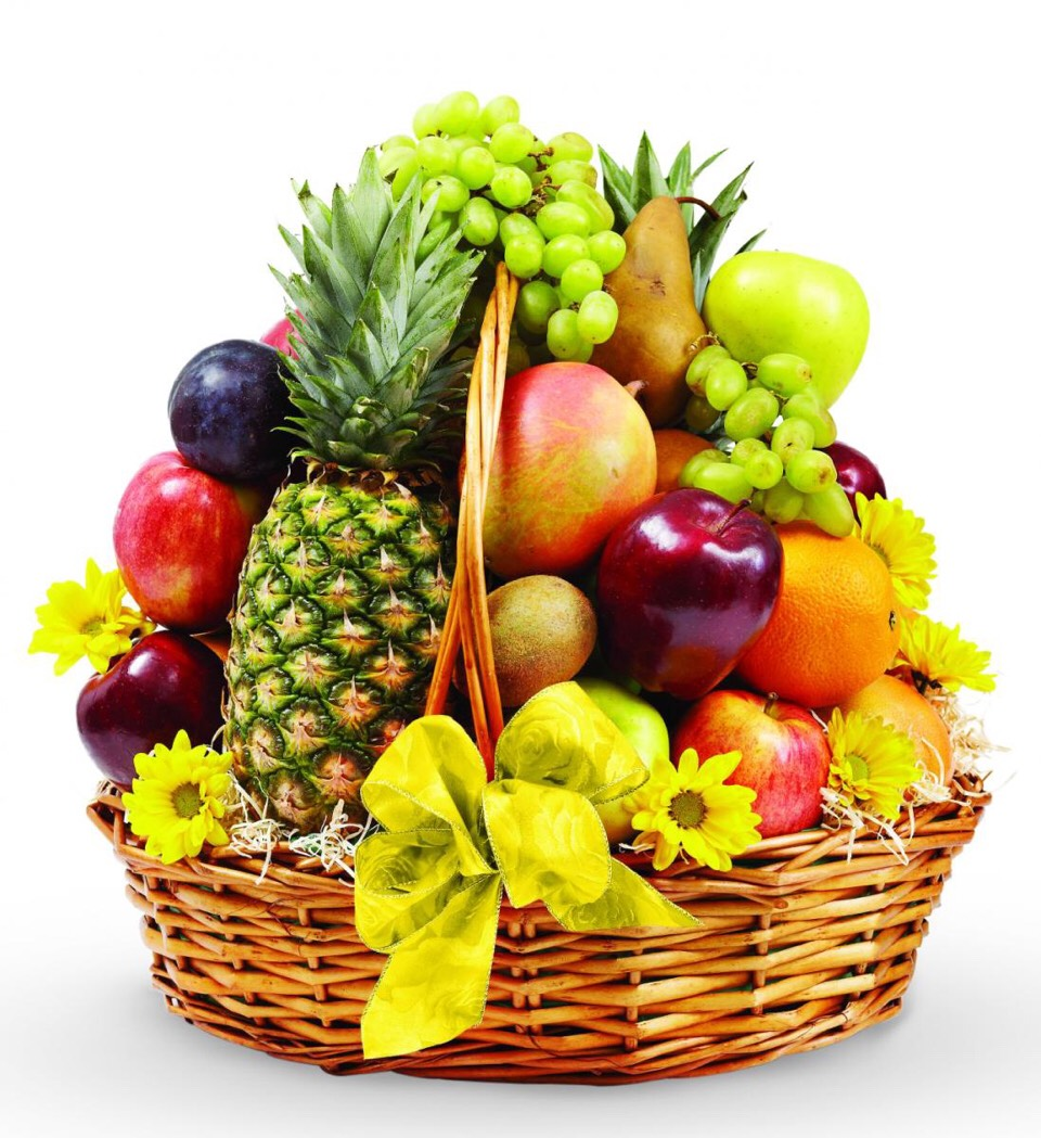 Fruits are great when losing weight. They are sweet and nutritious, but a helpful tip when eating fruit is they contain natural sugars which means you were still getting sugar into the body that helps promote fatty calories. But don't get me wrong; still great accessory when loosing weight.
