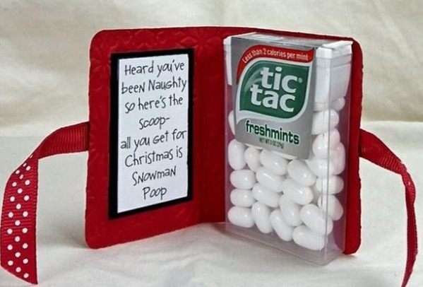 funny christmas gift idea for friends