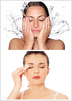 """Whensebum gets trapped inpores it hardens overtime + expands their diameter - usuallypermanently. When impurities """"join the game,""""you end up with a face, full of blackheads. If you want to avoid thisskin disaster, all you need to do is get your hands on a good facial scrub--2-3 times a week."""