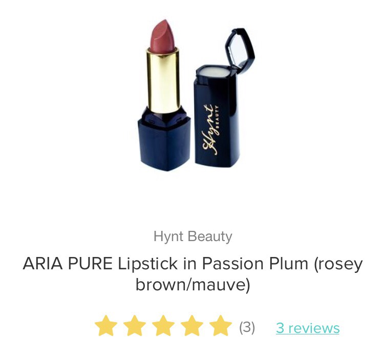If the world becomes more colorful in the spring, then so should you. This plum lipstick stays on for a very long time (which is good in case you start sweating during  the day) and has a nice color that gives off a spring-like  feel.