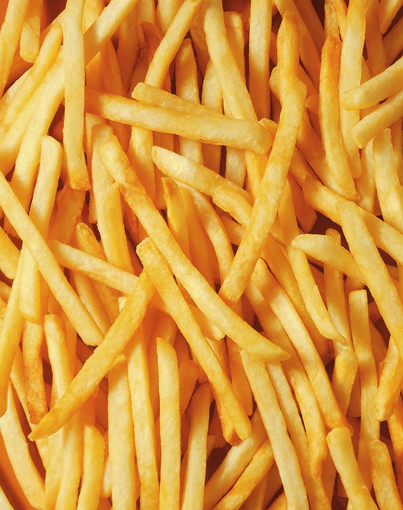 Ask for unsalted fries in the drive through to guarentee fresh fries