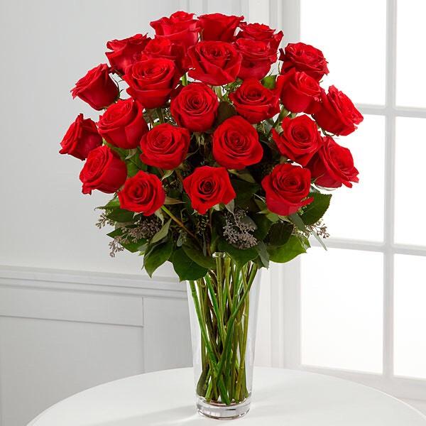 A regular rose bouquet