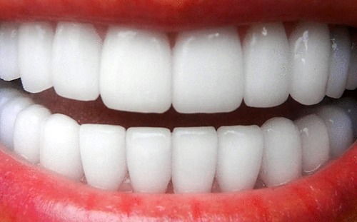 PROCESS: -take a bowl and mix the baking soda and hydrogen peroxide and mix it in a ratio 1:2  -mix together until it's in a paste form -Then mix your toothbrush in the paste and brush your teeth in it like usual