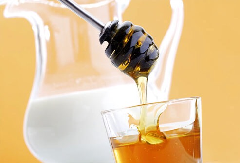 The land of milk and honey (or yogurt) milk can improve your outbreaks and skin tone. You will need… - 1 tablespoon plain low-fat or full-fat yogurt or milk, anything but skim - 1 tablespoon of natural, raw, honey  Directions Mix 1 tbsof milk or yogurt thoroughly with 1 tbsof honey,Let it sit for 10min