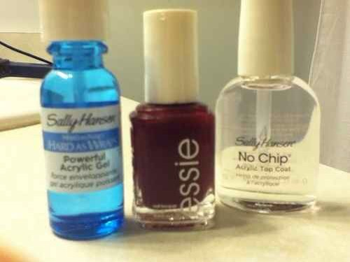 Save money and make your own shellac manicure