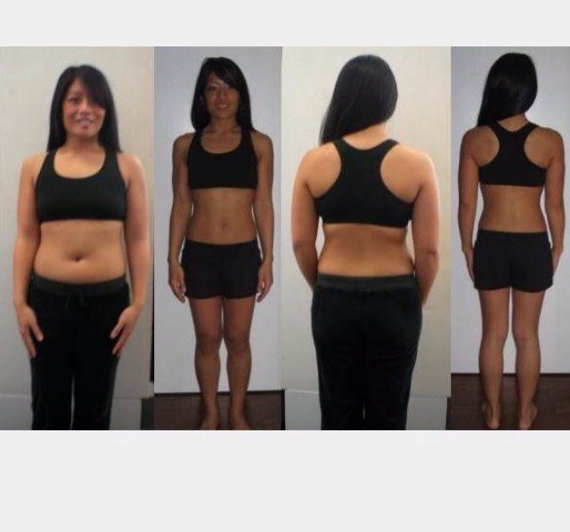 Results may vary! My friend lost 8 pounds and when I tried it I only lost 5, all depending.