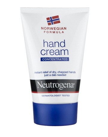 Hand cream or moisturiser in general. Never know when you need to moisturise