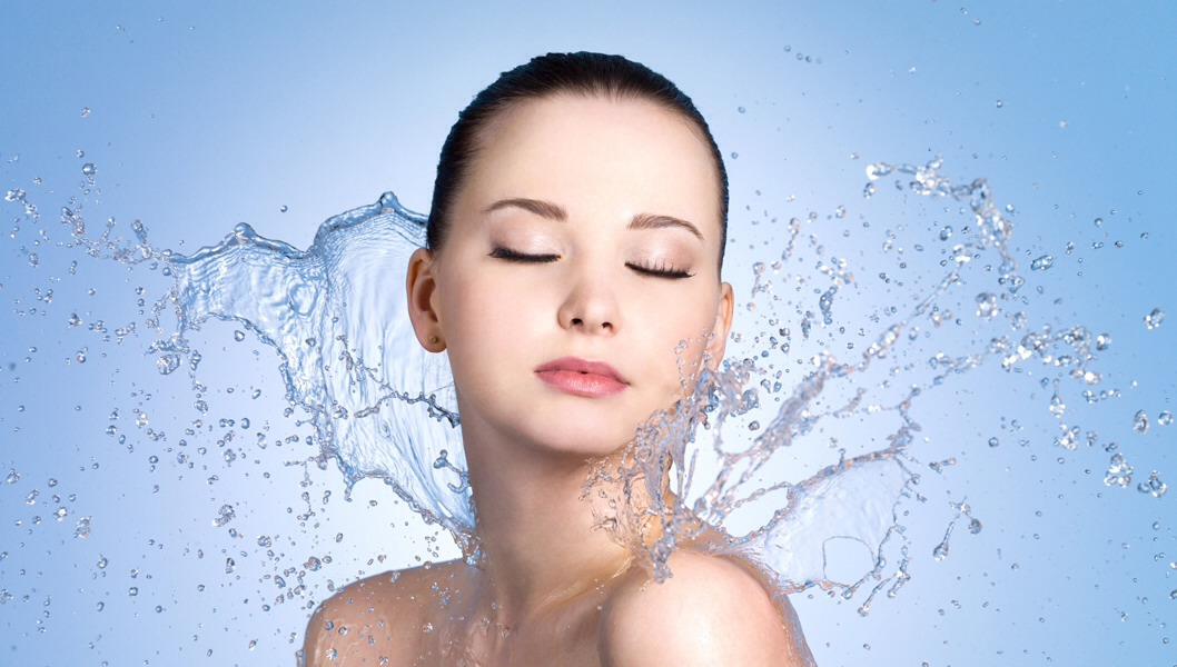 Avoid over scrubbing your face since it can dry out your skin and leave it prone to infections