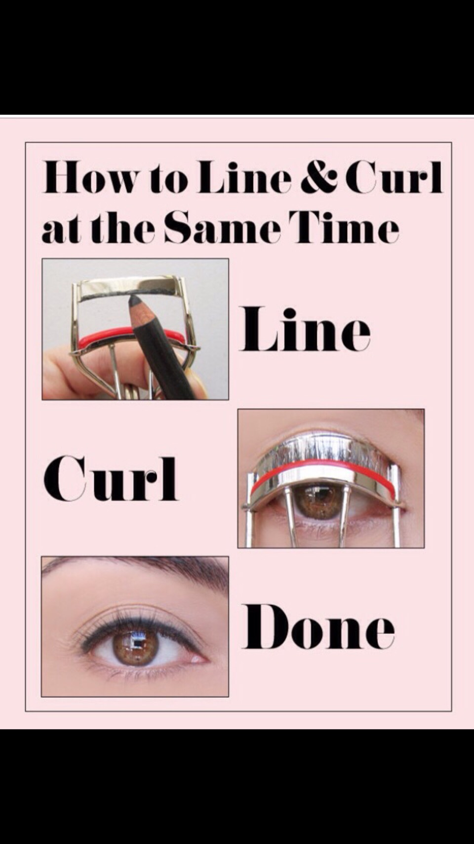 Having a hard time applying both or just running out of time? Well use this easy hack👍😉
