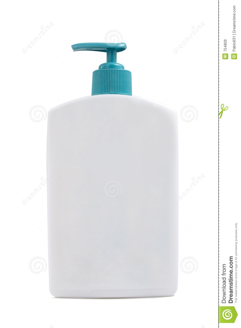 Get a lotion bottle any