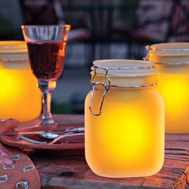 Do you love these solar jars?