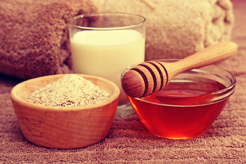 Напиток для снижения весе горчица мед