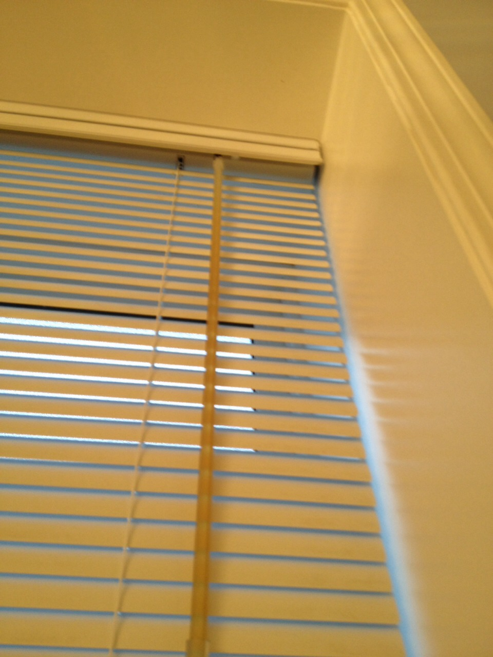 Don't Have A Stir Stick For A Can Of Paint? The Stick That Closes Window Blinds Ways Works Great
