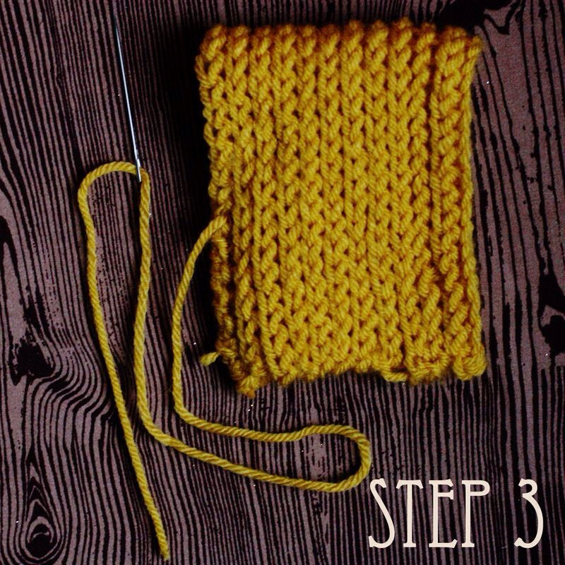 to make this a sewing project, simply cut a rectangle of felt or fleece to fit these measurements (double layers would be even cuter!). step 3: stitch up one side of your rectangle (to create the 'bonnet' shape) and turn it inside out.