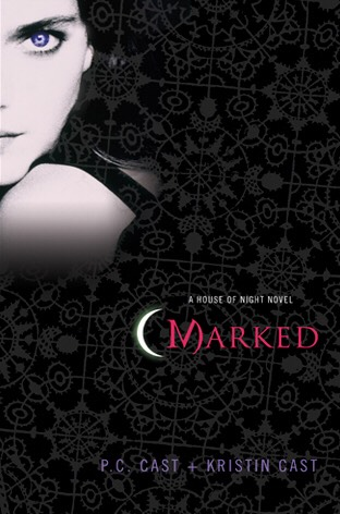 Marked... by PC Cast and Kristen Cast- it's a series and I'm halfway through-- vampyre Zoey Redbird is faced with many difficult decisions from boyfriends to life or death