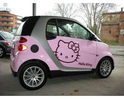 And yet another Hello Kitty...seems to be a lot of these